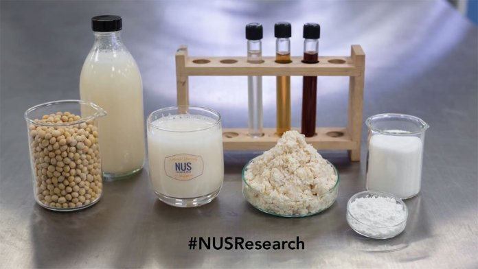 Food scientists created healthy probiotic drink from soy pulp