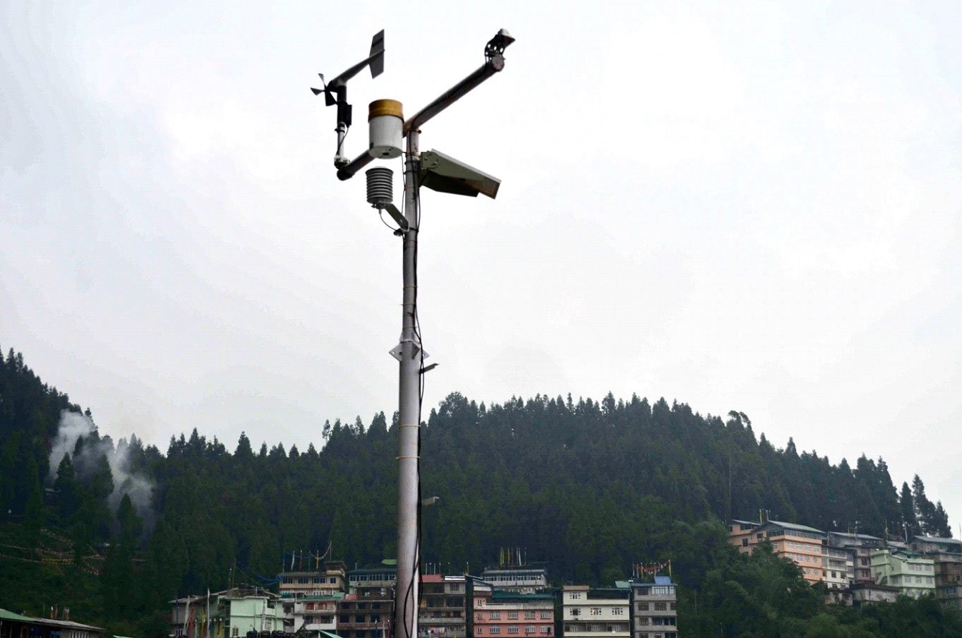 Sikkim gets IoT based real-time landslide warning system