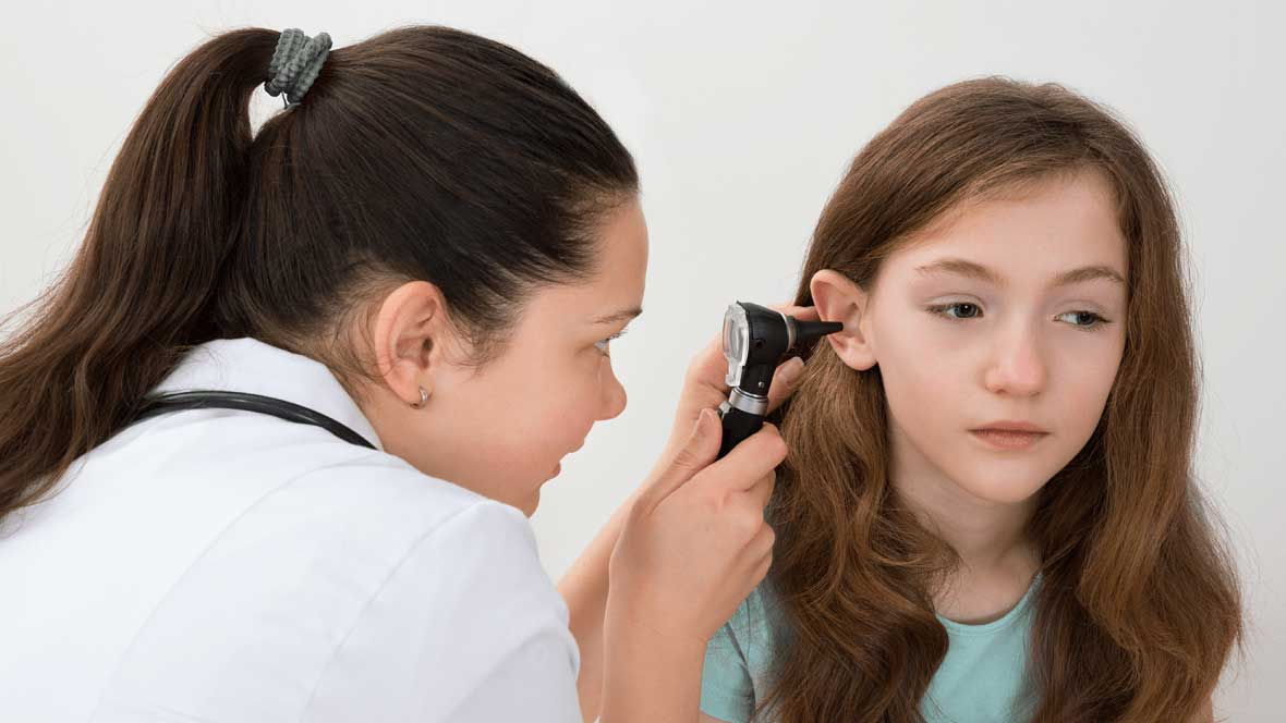 Study aims reduce the use of oral antibiotics for ear infections in children