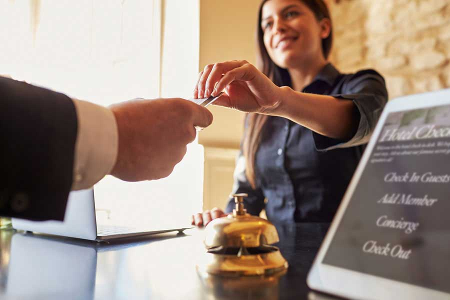 Travelers use hotels' loyalty programmes to get instant perks and rewards