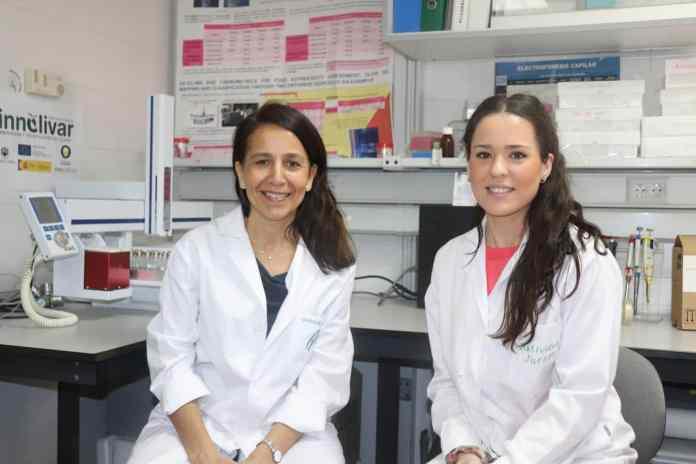 Lourdes Arce and Natividad Jurado, investigators of the Universidad de Cordoba.  CREDIT Universidad de Córdoba