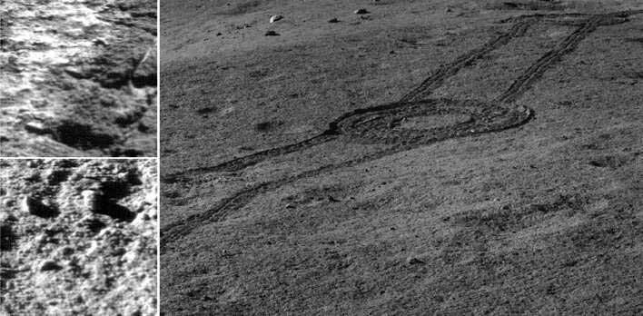 China's moon lander just revealed the secrets of Moon's dark side