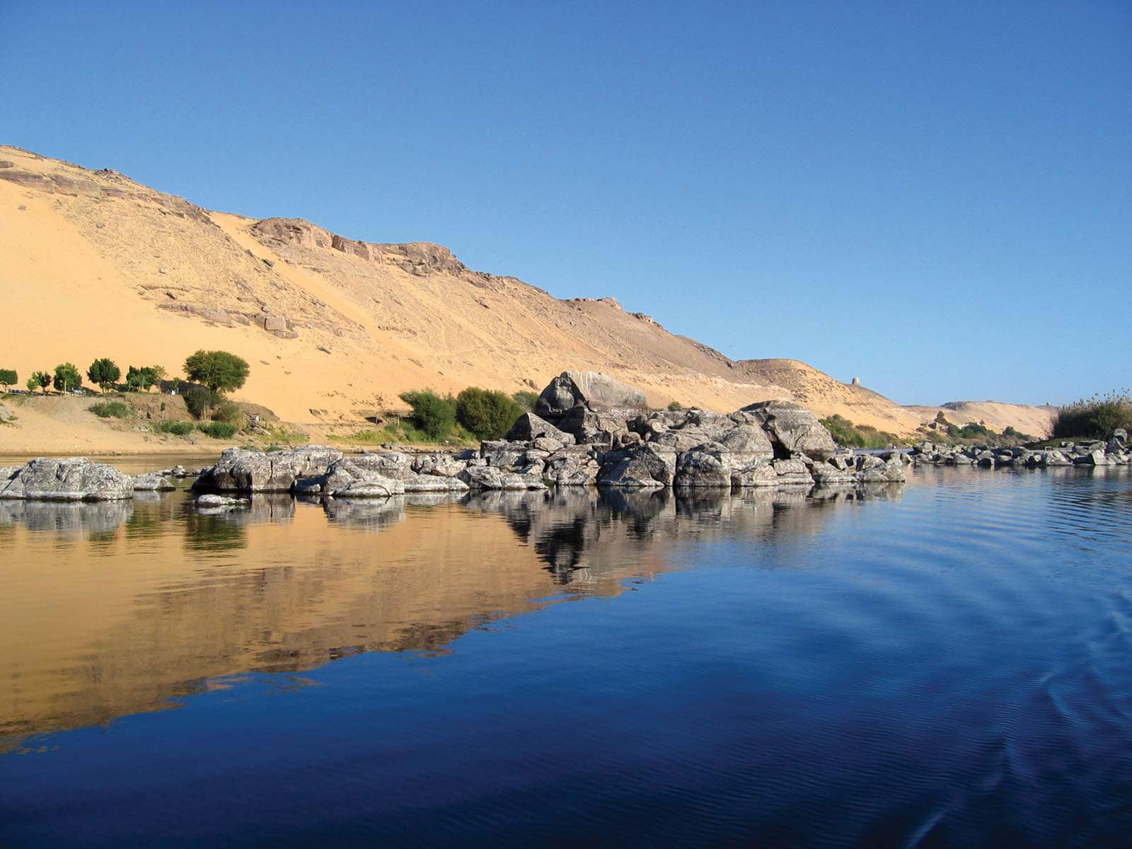 The Nile river could be 30 million years old