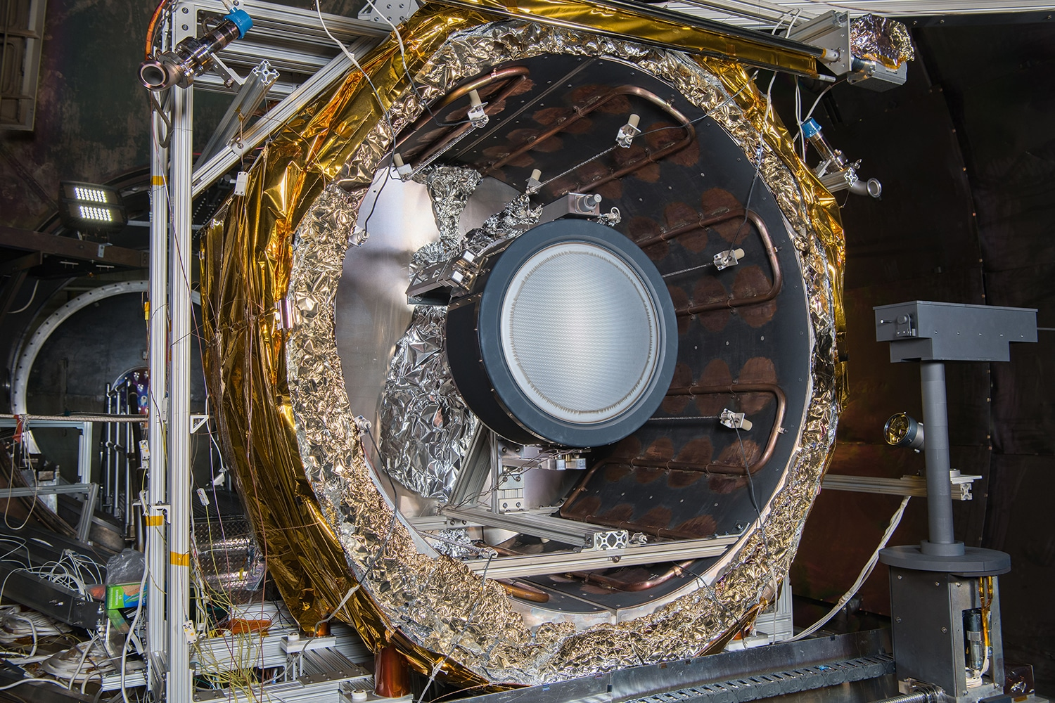 This powerful ion engine will power NASA's planetary defense mission