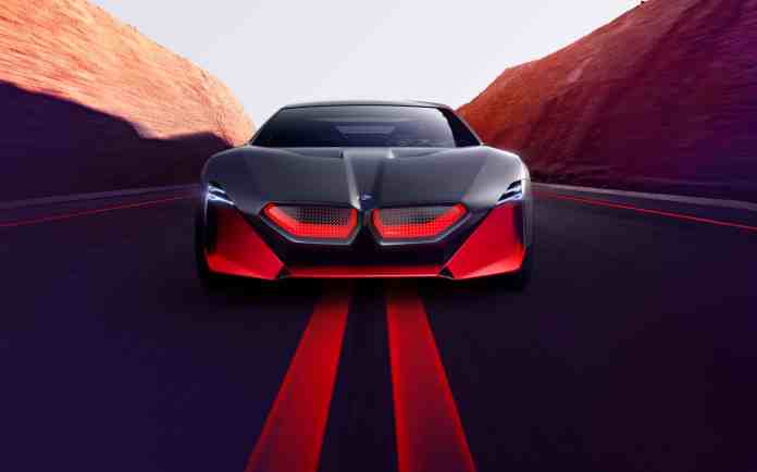 BMW VISION M NEXT. Boost your moment - the future of driving dynamics at BMW.