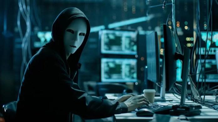Masked Hacker.