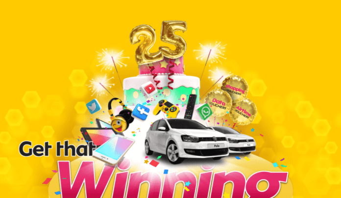 MTN is celebrating 25 years