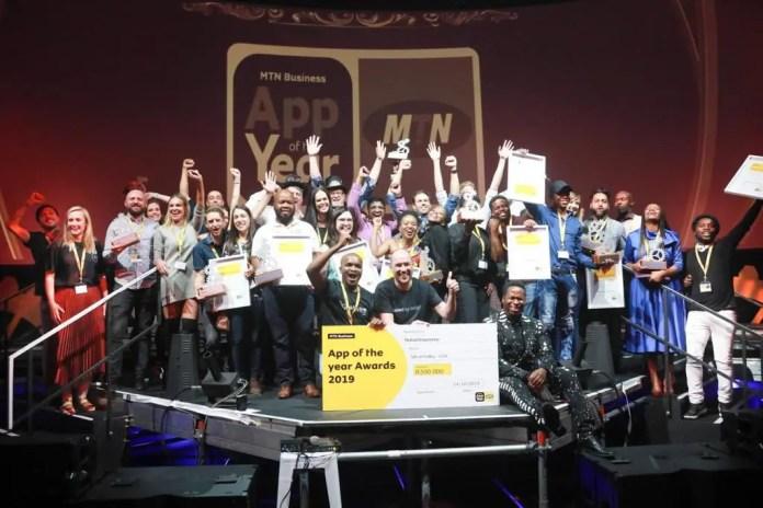 MTN App of the Year 2019 Winners