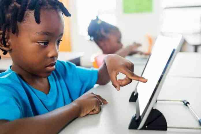 Coding can enhance children's creativity and their understanding of mathematics. wavebreakmedia/Shutterstock