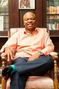 Hollard Group CEO, Saks Ntombela