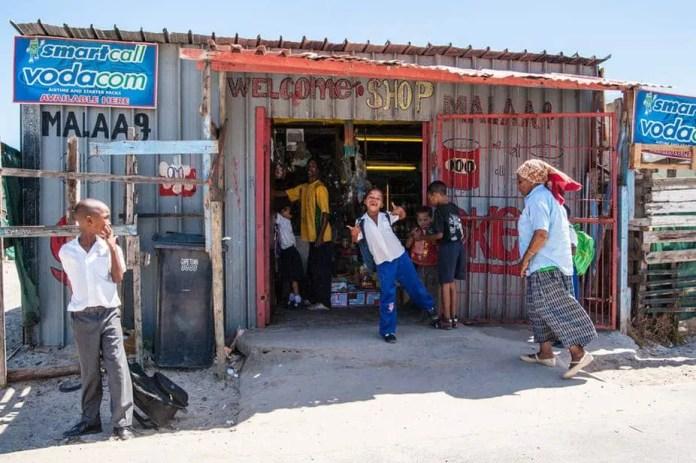spaza shop