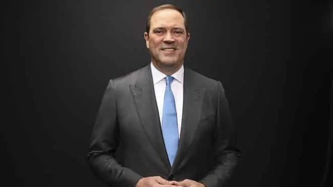 Chuck Robbins, Chairman and CEO at Cisco