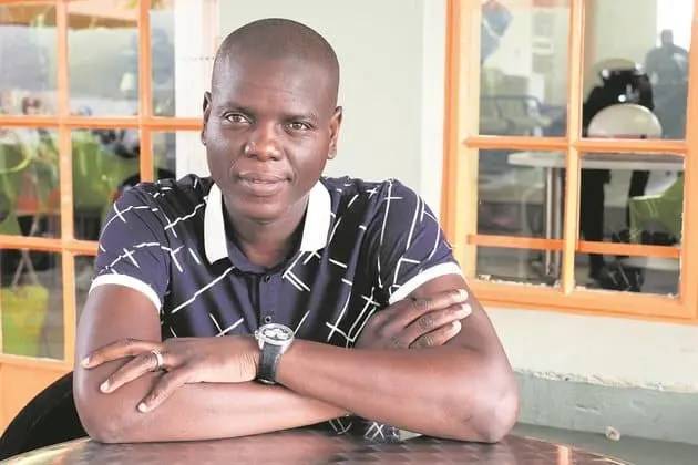 Justice Minister Ronald Lamola