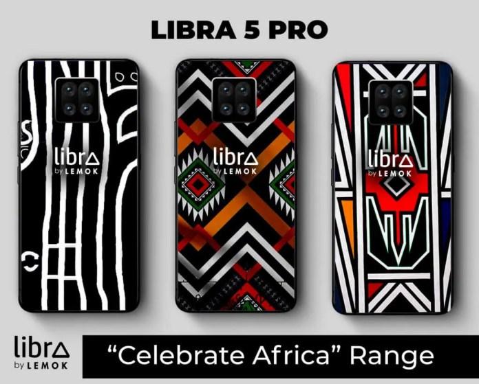 Libra 5 Pro Concept - Celebrate Africa Range