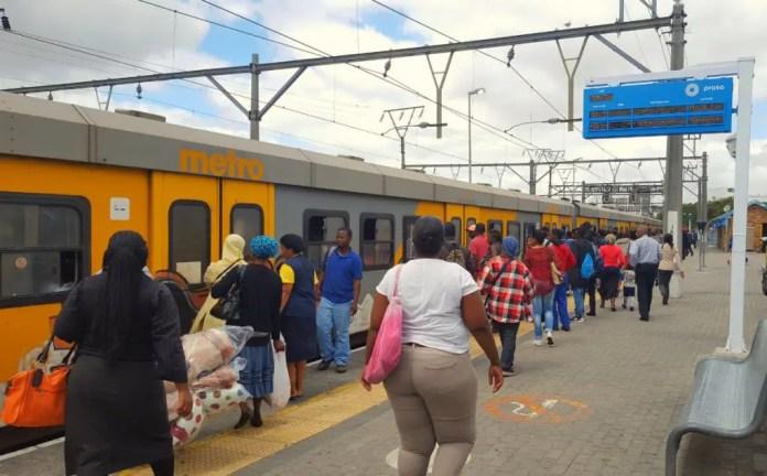 MetroRail Trains