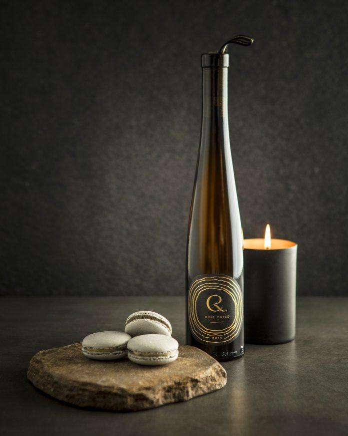 Quoin Rock Vine Dried Sauvignon Blanc pure liquid gold