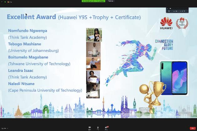 ICT Comp Winners