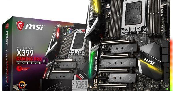 MSI X399 Gaming Pro Carbon 03