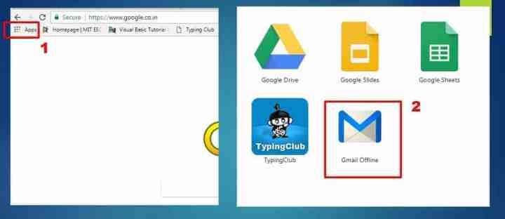 Gmail Offline Icon