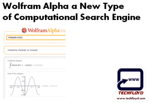 Wolfram Alpha a New Type of Computational Search Engine
