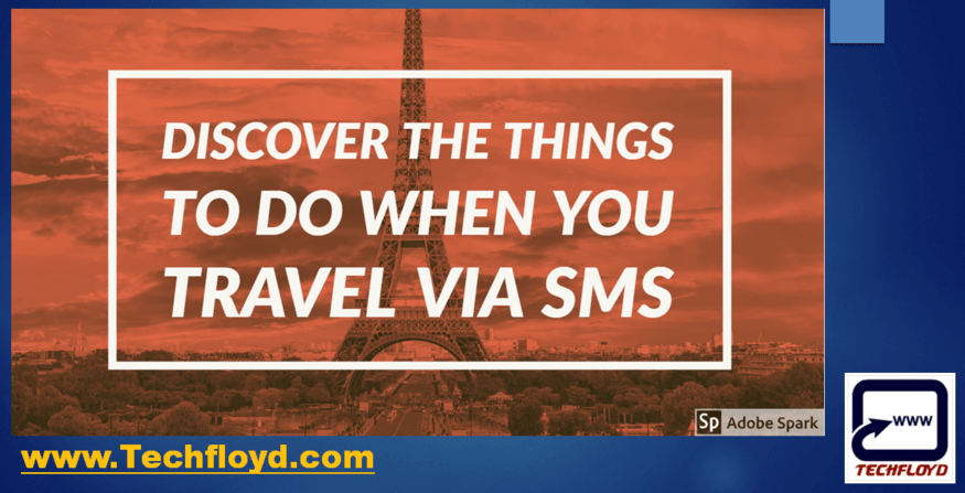 Trvel TXT: Discover the Things to Do When you Travel Via SMS