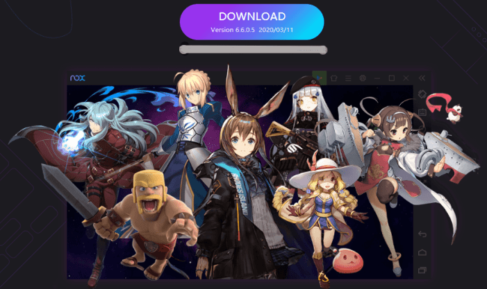 download-using-nox-player