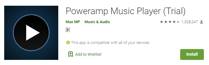Poweramp for pc