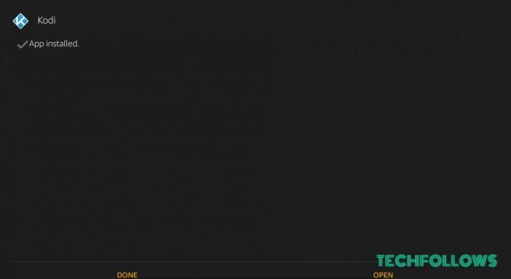 Install Kodi on Firestick/Fire TV