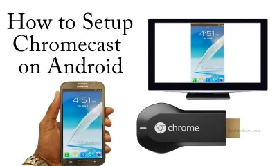 Chromecast for Android