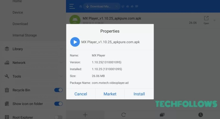 MX Player for Fire Stick