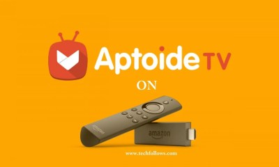 Aptoide TV on Firestick