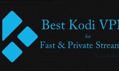 Best Kodi VPNs