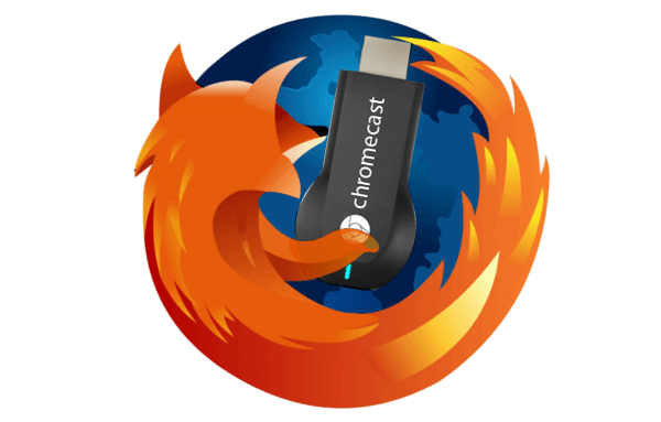 Chromecast for Firefox