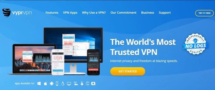 Best Kodi VPN