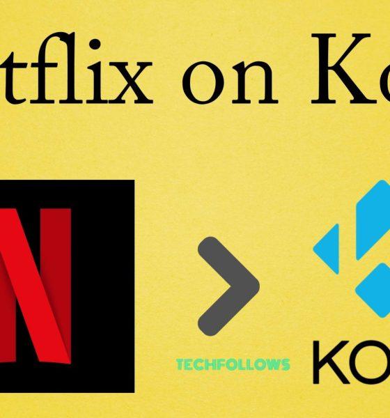 Netflix on Kodi