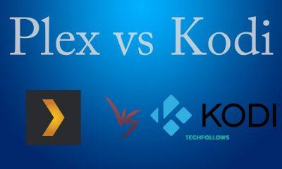 Plex vs Kodi