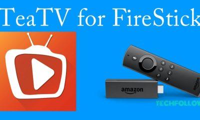 TeaTV for FireStick