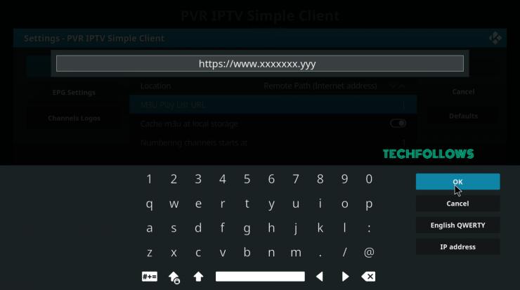 IPTV on Xbox