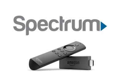 Spectrum App for Firestick