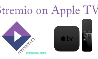 Stremio Apple TV