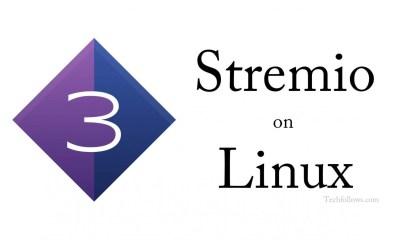 Stremio Linux