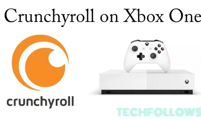 Crunchyroll on Xbox One