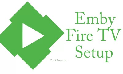 Emby Fire TV
