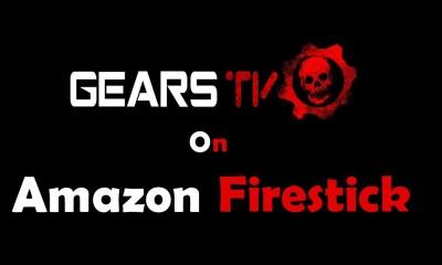 Install Gears TV on Firestick