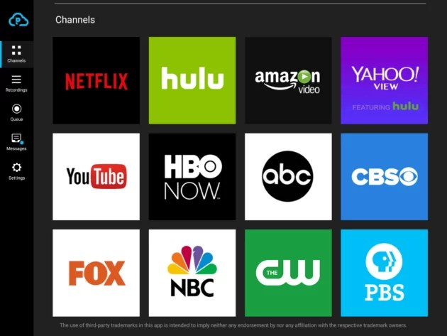 PlayOn Apple TV