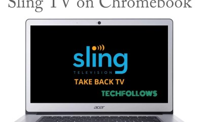 Sling TV on Chromebook
