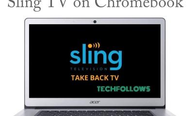 Sling TV on Chromebook