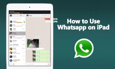 whatsapp for ipad without jailbreak Archives - Tech Follows
