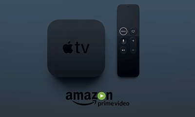 Amazon Prime on Apple TV