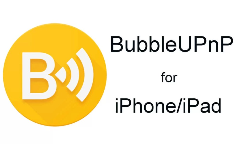 BubbleUPnP for iOS